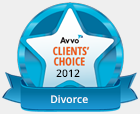 Avvo Client's Choice 2012 Divorce