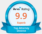 Avvo Rating Top Attorney Divorce