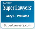 Super Lawyers Gary E. Williams